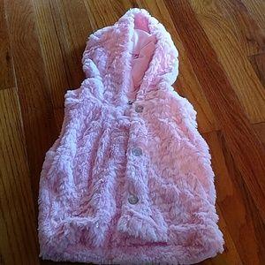 Little Lass size 2T vest